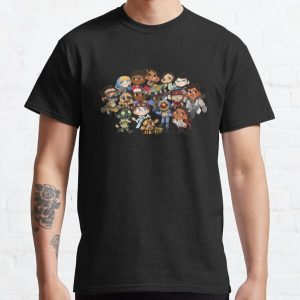 Apex Legends as Animal Crossing Characters Classic T-Shirt RB3004product Offical Animal Crossing Merch