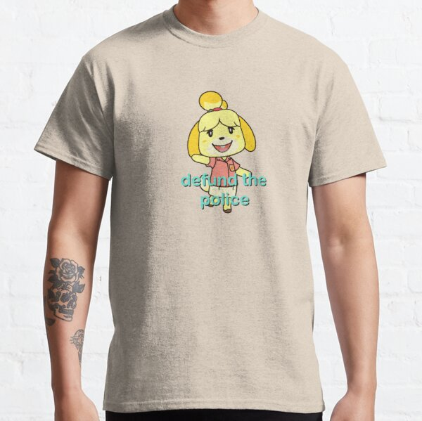 isabelle Classic T-Shirt RB3004product Offical Animal Crossing Merch