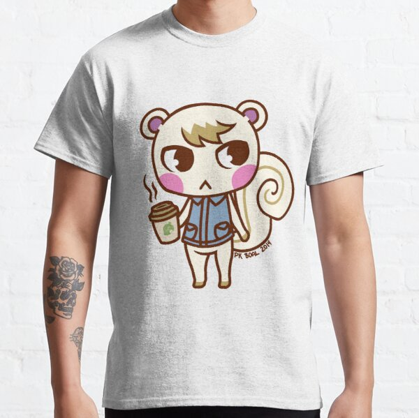Marshal (ACNL) Classic T-Shirt RB3004product Offical Animal Crossing Merch