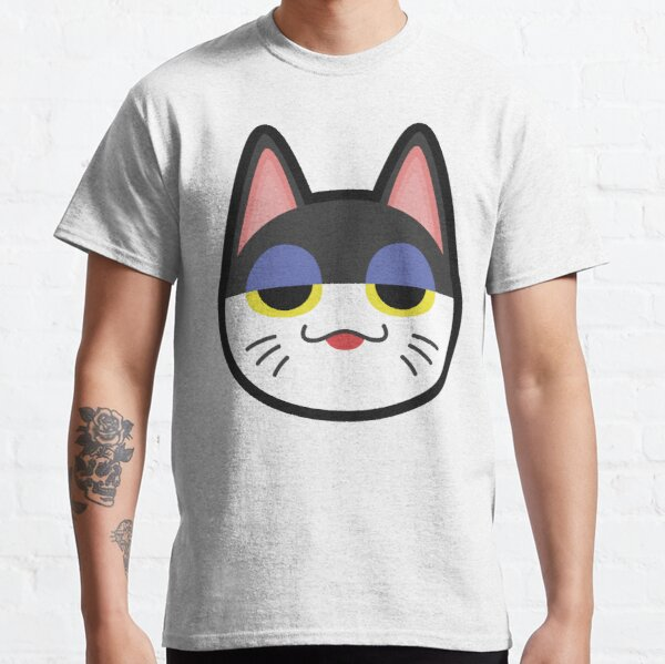PUNCHY ANIMAL CROSSING Classic T-Shirt RB3004product Offical Animal Crossing Merch