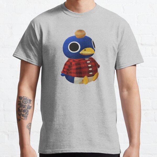 Orange Head Roald Shirt Design Classic T-Shirt RB3004product Offical Animal Crossing Merch