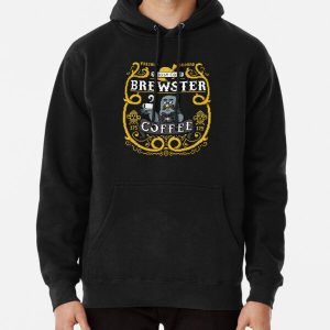 Brewster's Cup of Coo'ffee  Pullover Hoodie RB3004product Offical Animal Crossing Merch