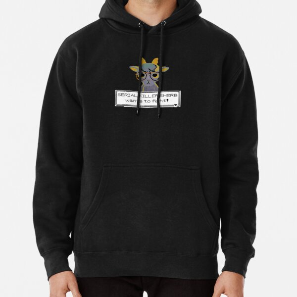 sherb is scary Pullover Hoodie RB3004product Offical Animal Crossing Merch