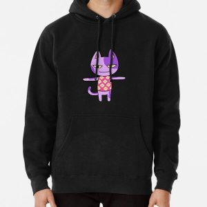 animal crossing bob t-pose Pullover Hoodie RB3004product Offical Animal Crossing Merch