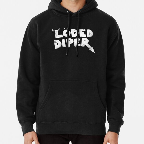 Loded Diper Pullover Hoodie RB3004product Offical Animal Crossing Merch