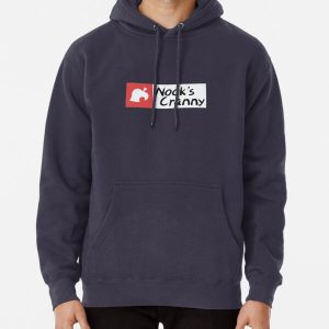 Nooks Cranny Logo  Pullover Hoodie RB3004product Offical Animal Crossing Merch