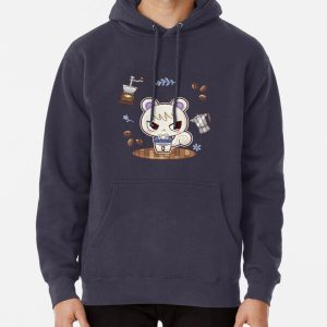 Coffee Boy Pullover Hoodie RB3004product Offical Animal Crossing Merch