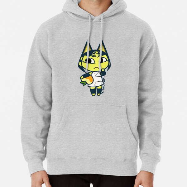 Ankha (ACNL) Pullover Hoodie RB3004product Offical Animal Crossing Merch