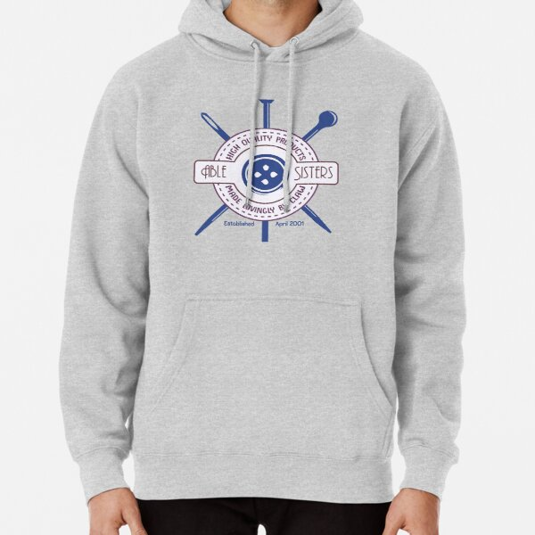 Able Sisters Tailors Pullover Hoodie RB3004product Offical Animal Crossing Merch