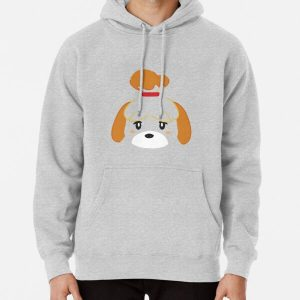 Isabelle Pullover Hoodie RB3004product Offical Animal Crossing Merch