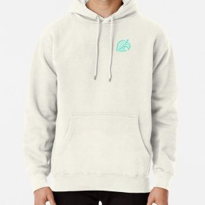 Tom Nook Aloha leaf Pullover Hoodie RB3004product Offical Animal Crossing Merch