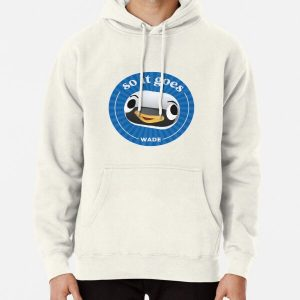 Animal Crossing - Wade Pullover Hoodie RB3004product Offical Animal Crossing Merch