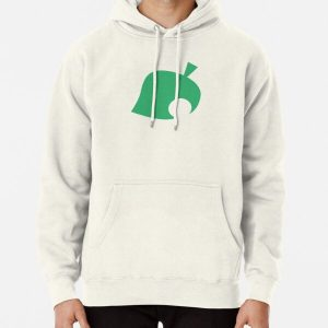 Animal Crossing Symbol - Super Smash Bros. (color) Pullover Hoodie RB3004product Offical Animal Crossing Merch