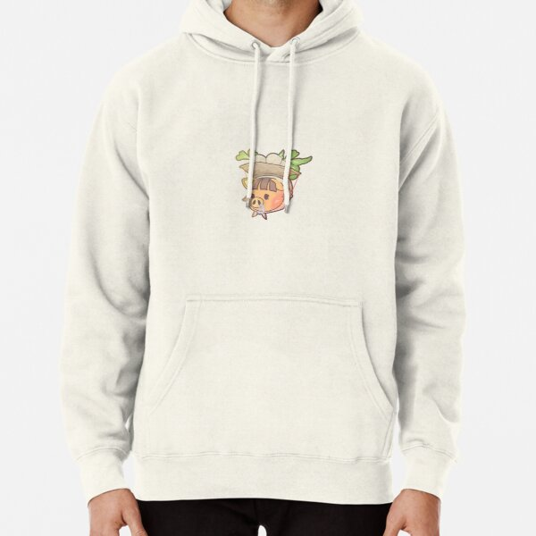 Daisy Mae Animal Crossing Pullover Hoodie RB3004product Offical Animal Crossing Merch