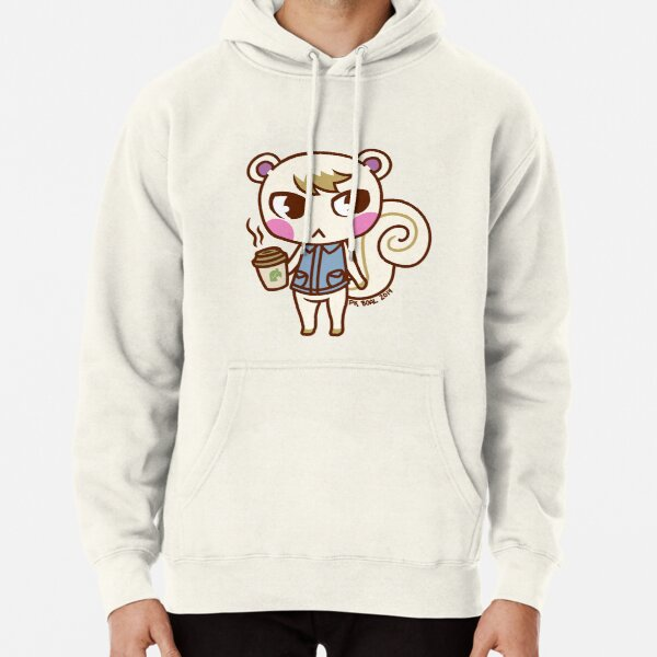 Marshal (ACNL) Pullover Hoodie RB3004product Offical Animal Crossing Merch