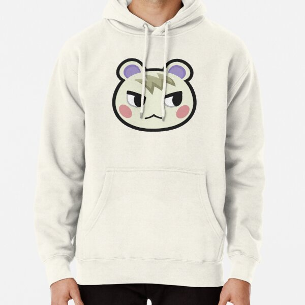 MARSHAL ANIMAL CROSSING Pullover Hoodie RB3004product Offical Animal Crossing Merch