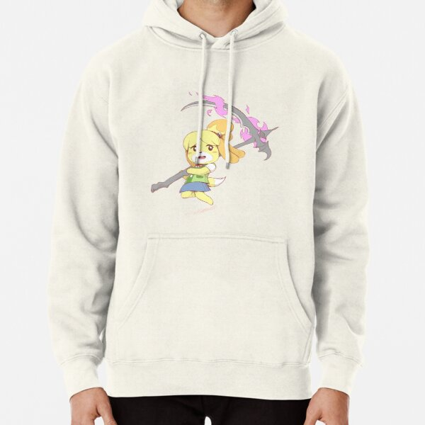 Isabelle is Ready to Wreak Havoc! Pullover Hoodie RB3004product Offical Animal Crossing Merch