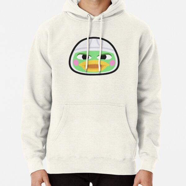 SCOOT ANIMAL CROSSING Pullover Hoodie RB3004product Offical Animal Crossing Merch