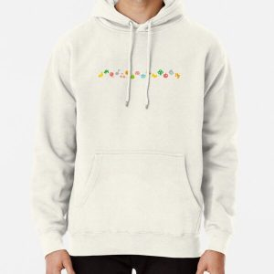 ANIMAL CROSSING HHD PATTERN Pullover Hoodie RB3004product Offical Animal Crossing Merch