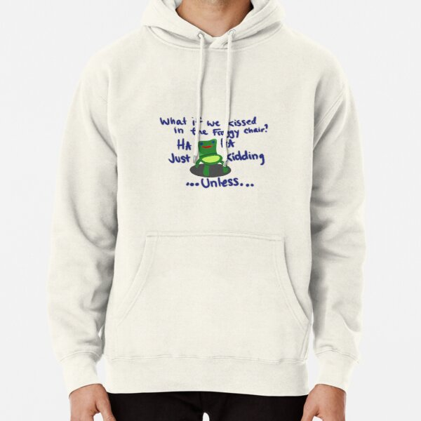 .....unless.... Pullover Hoodie RB3004product Offical Animal Crossing Merch