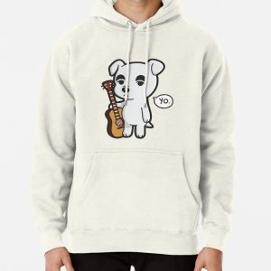 ACNL K.K. Slider Pullover Hoodie RB3004product Offical Animal Crossing Merch