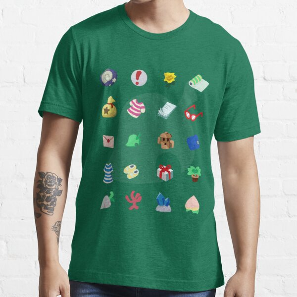 Animal Crossing: Your Pockets Are Full Essential T-Shirt RB3004product Offical Animal Crossing Merch