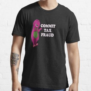 commit tax fraud  Essential T-Shirt RB3004product Offical Animal Crossing Merch