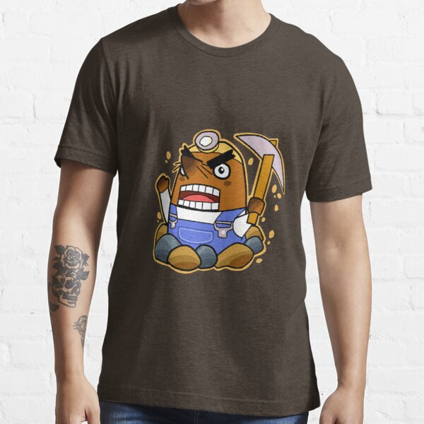 Don't reset! Essential T-Shirt RB3004product Offical Animal Crossing Merch