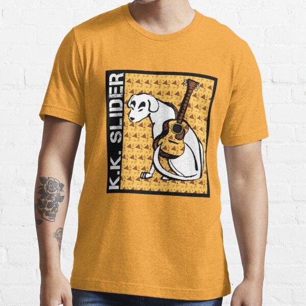 K.K. Slider Ruff Album Essential T-Shirt RB3004product Offical Animal Crossing Merch