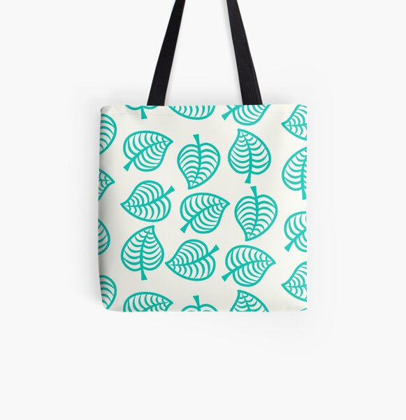 Island Life Pattern | Animal Crossing New Horizons Inspired Pattern All Over Print Tote Bag RB3004product Offical Animal Crossing Merch