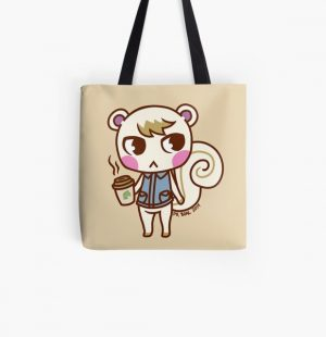 Marshal (ACNL) All Over Print Tote Bag RB3004product Offical Animal Crossing Merch