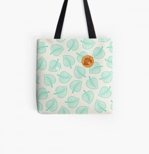 Nook's new horizons shirt All Over Print Tote Bag RB3004product Offical Animal Crossing Merch
