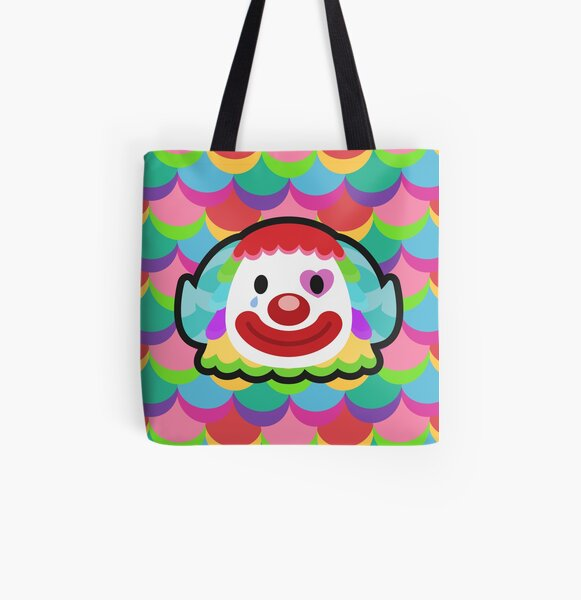 PIETRO ANIMAL CROSSING All Over Print Tote Bag RB3004product Offical Animal Crossing Merch