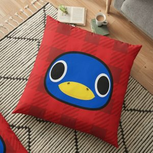 ROALD ANIMAL CROSSING Floor Pillow RB3004product Offical Animal Crossing Merch