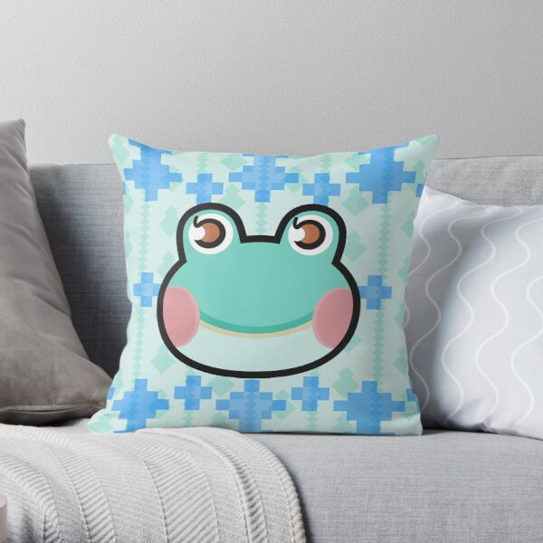 LILY ANIMAL CROSSING Throw Pillow RB3004product Offical Animal Crossing Merch