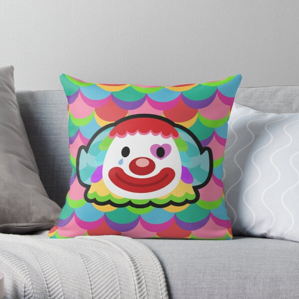 PIETRO ANIMAL CROSSING Throw Pillow RB3004product Offical Animal Crossing Merch