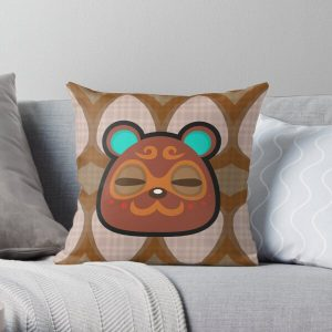 CLAY ANIMAL CROSSING Throw Pillow RB3004product Offical Animal Crossing Merch