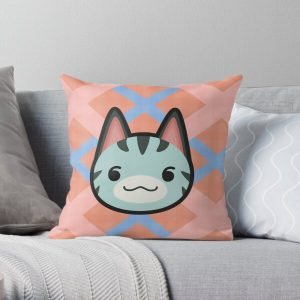 LOLLY ANIMAL CROSSING Throw Pillow RB3004product Offical Animal Crossing Merch