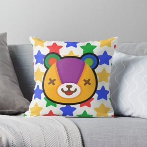 STITCHES ANIMAL CROSSING Throw Pillow RB3004product Offical Animal Crossing Merch