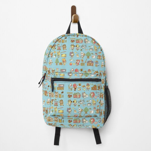 Animal Crossing Backpack RB3004product Offical Animal Crossing Merch