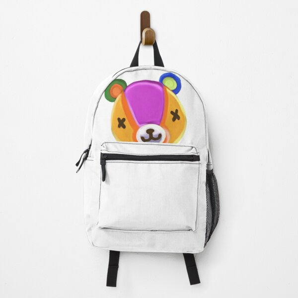Animal Crossing Stitches Inked Oil Drawing Backpack RB3004product Offical Animal Crossing Merch