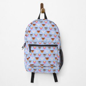 Deer Gal Pals Pattern Backpack RB3004product Offical Animal Crossing Merch