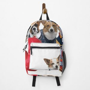 Pup Academy Show Backpack RB3004product Offical Animal Crossing Merch