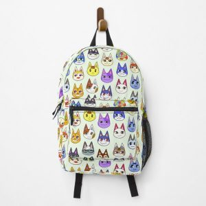 Animal Crossing Cats Backpack RB3004product Offical Animal Crossing Merch