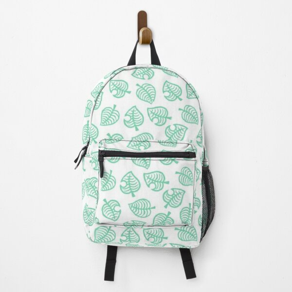 Animal Crossing leaf pattern Backpack RB3004product Offical Animal Crossing Merch