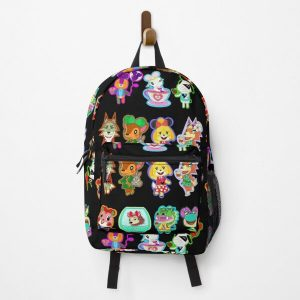 All Things Animal Crossing Backpack RB3004product Offical Animal Crossing Merch
