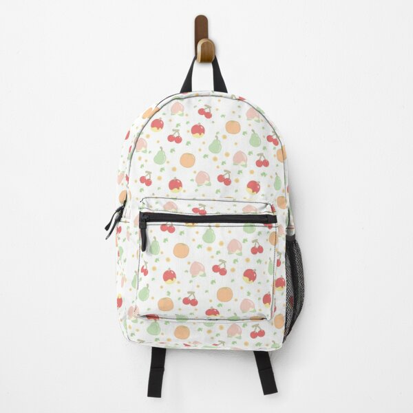 Fruit Pattern  Backpack RB3004product Offical Animal Crossing Merch