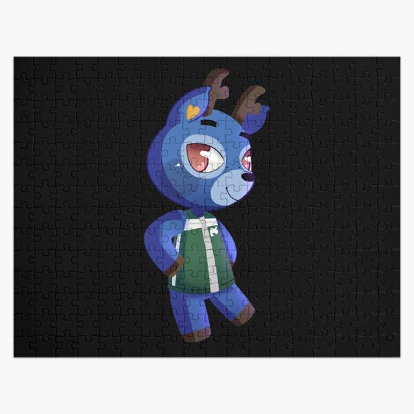 Bam  Jigsaw Puzzle RB3004product Offical Animal Crossing Merch