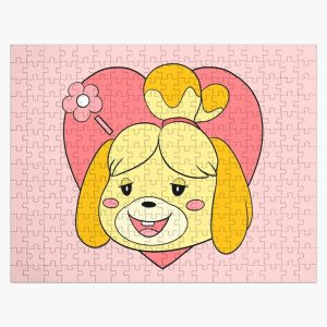 Isabelle - Animal Crossing  Jigsaw Puzzle RB3004product Offical Animal Crossing Merch