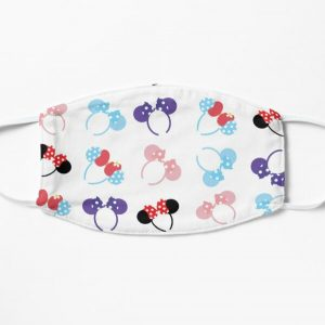 Magical Mouse Ears Flat Mask RB3004product Offical Animal Crossing Merch